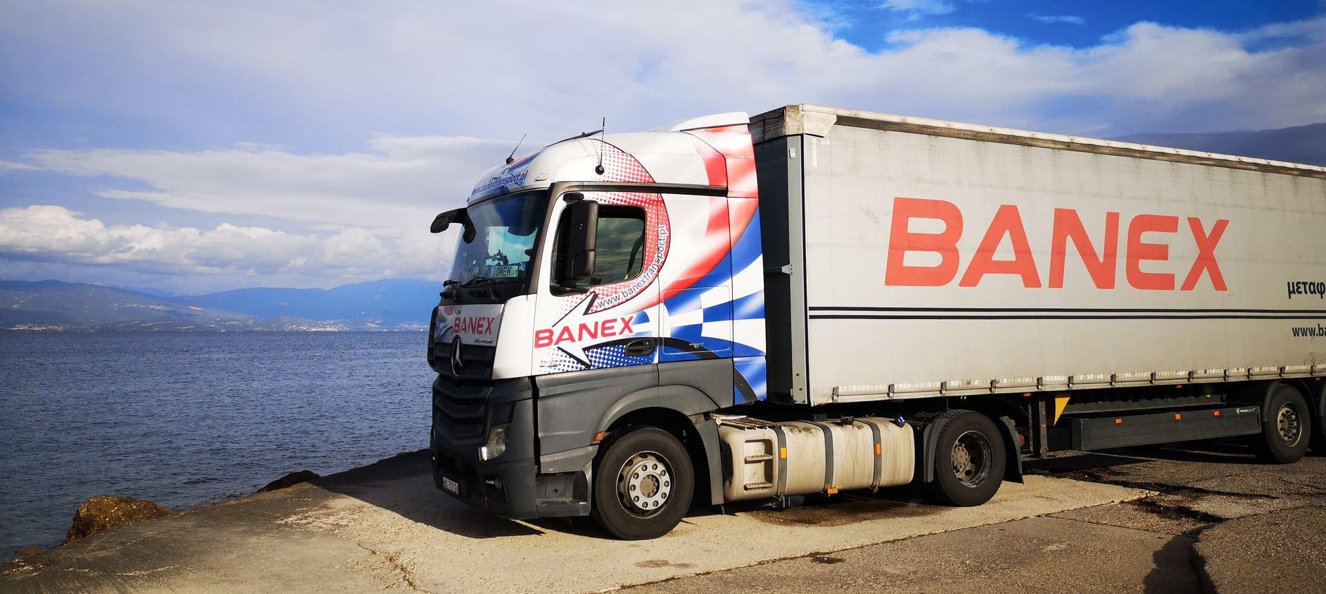 transport do Grecji